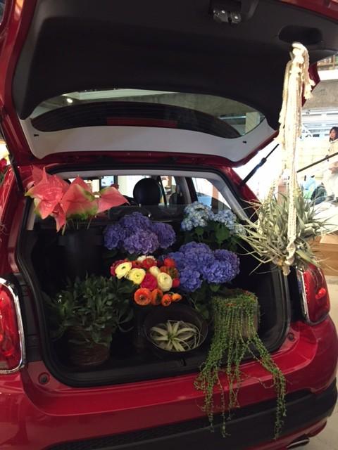 FLOWER ride FIAT